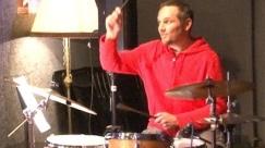 Sylvain: batterie & percussions