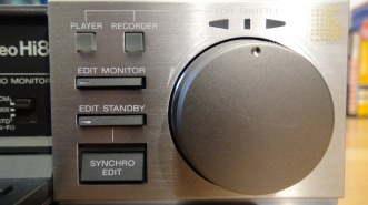 Sony Ev-S100 Hi-8 analog