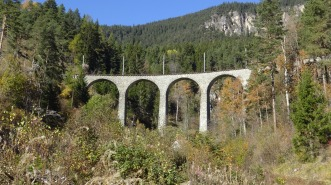"""North Bridge"" (Schmittentobel Viaduct)"